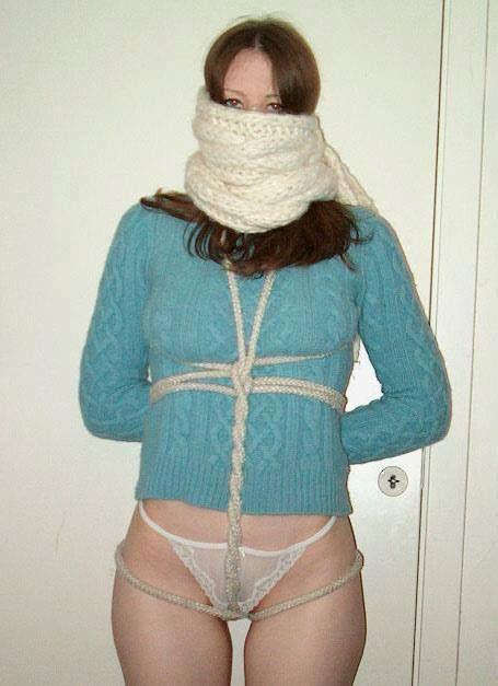 Bondage Sweater