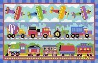 Trains, Planes & Trucks - 19x29 Trains, Planes & Trucks 19''x29'' by Olive Kids. $28.50. Shipping Weight: 1.00 lbs. Picture may wrongfully represent. Please read title and description thoroughly.. This product may be prohibited inbound shipment to your destination.. Please refer to SKU# ATR15690220 when you inquire.. Brand Name: Olive Kids Mfg#: OLK-003. Trains, Planes & Trucks - 19x29