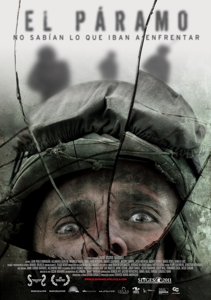 El páramo, una película que hace parte de la Semana del Cine Colombiano: http://www.mincultura.gov.co/semanadelcine/