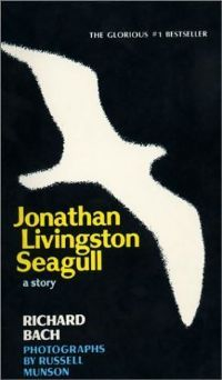 "Jonathan Livingston Seagull - ""You must begin by knowing you have already arrived."""