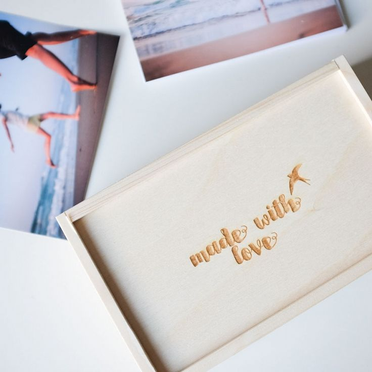 Wooden box 10x15 with your engraving