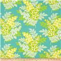 Heather Bailey Nicey Jane Picnic Bouquet Lagoon