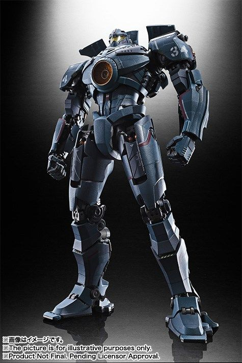 Pacific Rim: Gipsy Danger GX-77 Soul of Chogokin di Bandai in preordine – itakon.it