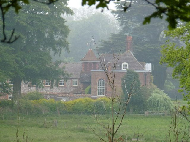 Anmer Hall in Norfolk - The Duke and Duchess's decision to base themselves in East Anglia  is apparently supported by Prince Charles. A source confirmed: 'Charles is very much behind it. He wants William to have as ordinary a family life as he can before he becomes a full-time Royal.'