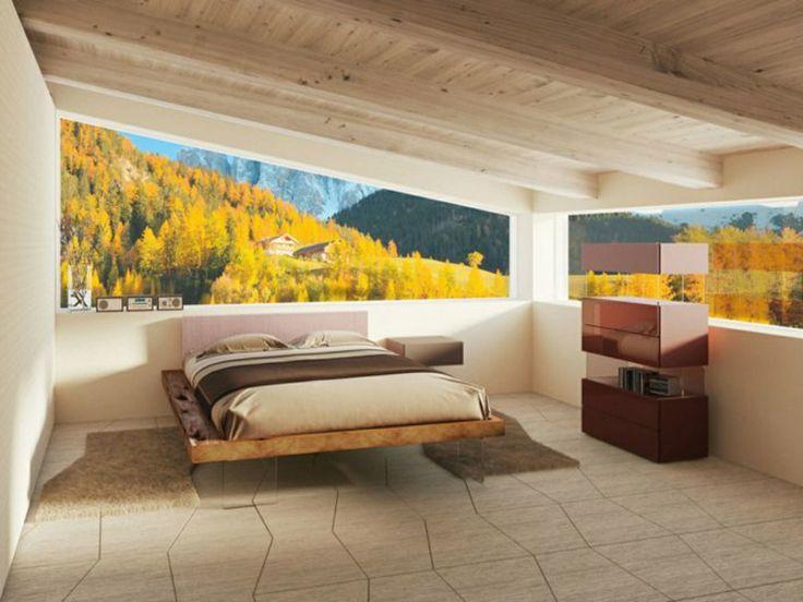 104 best images about schlafzimmer inspirationen on pinterest - Schlafzimmergestaltung Mit Lila Und Weiss