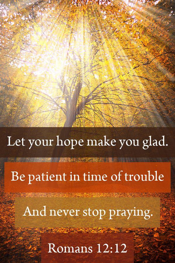 <3: Quotes, Prayer Request, Faith, Romans 12 12, Favorite Verse, Scripture, Bible Verses