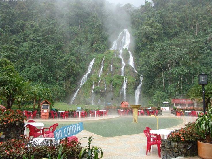 Termales de Santa Rosa de Cabal, Risaralda, Colombia