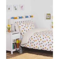 Frugi Single Bed Set in Sunny Days