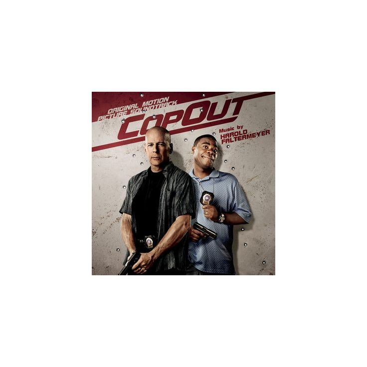 Cop Out & O.S.T. - Cop Out / O.S.T. (CD)
