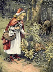 Little Red Riding Hood,anonymous, 1900