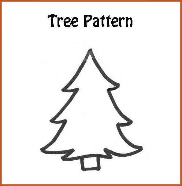 39 best Christmas Stencils images on Pinterest Christmas - free christmas tree templates