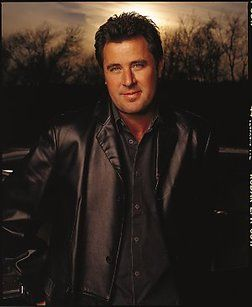 Vince Gill - 2X - Once back in the day and once with his wife in a Christmas…