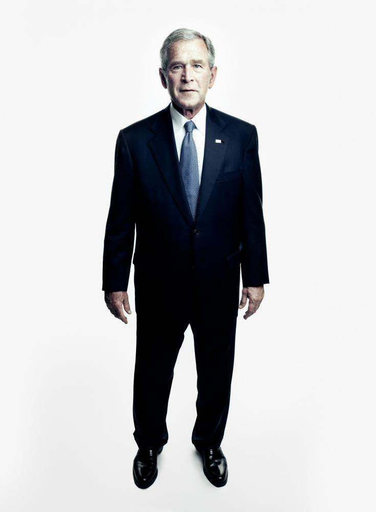a biography of george w bush the 43rd president of the united states The office of george w bush is the office of the 43rd president of the united states.