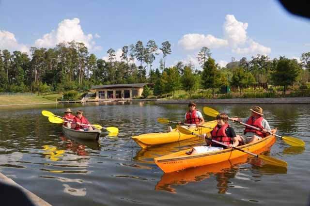 Things to Do in The Woodlands | Tour Texas