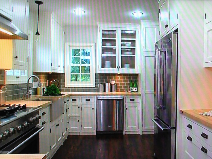Rehab Addict Kitchen From Latest Episode 3 Want Kitchen Pinterest Renovated Kitchen Cabinets And Butcher Block Counters