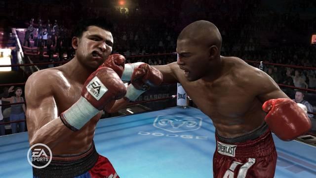Fight Night 4 - Xbox 360