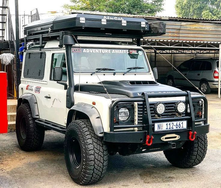 The Defender of South Africa landy_rsa Follow us