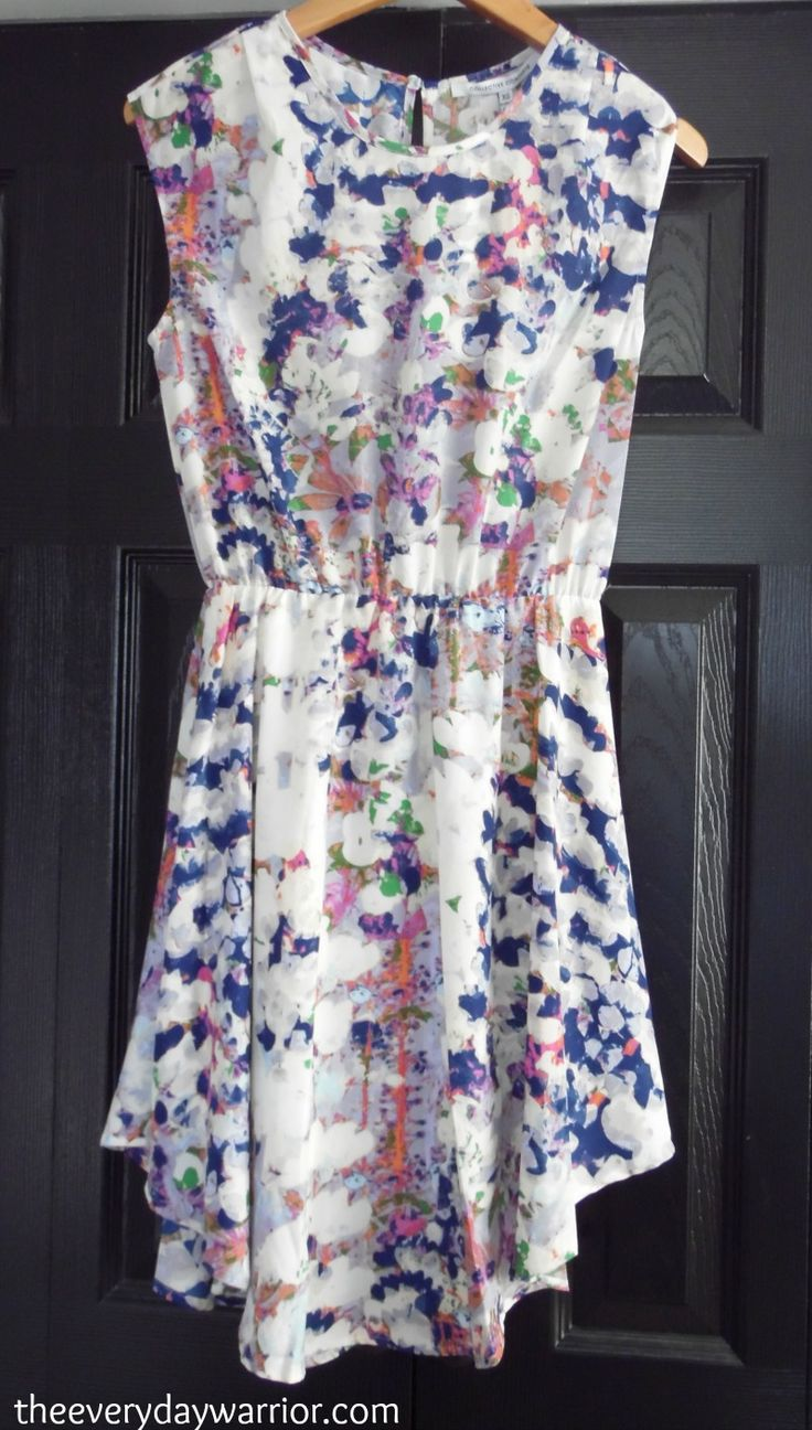 Collective Concepts Katelynn Printed Dress - Stitch Fix