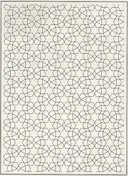 Pattern in Islamic Art - BOU 004