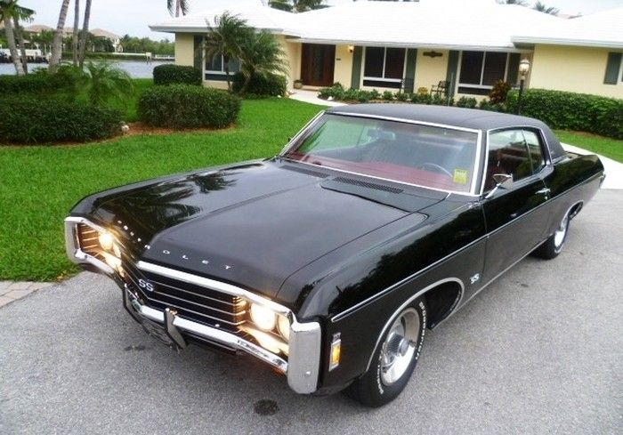 67 Impala Ss For Sale >> Hemmings Find of the Day – 1969 Chevrolet Impala SS