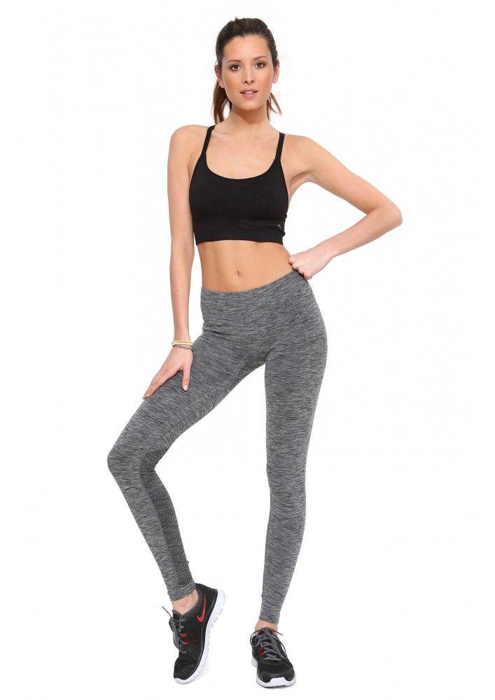 Nikki Sports Bra in Black | Necessary Clothing