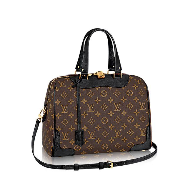 Retiro - Monogram Canvas - Handbags   LOUIS VUITTON