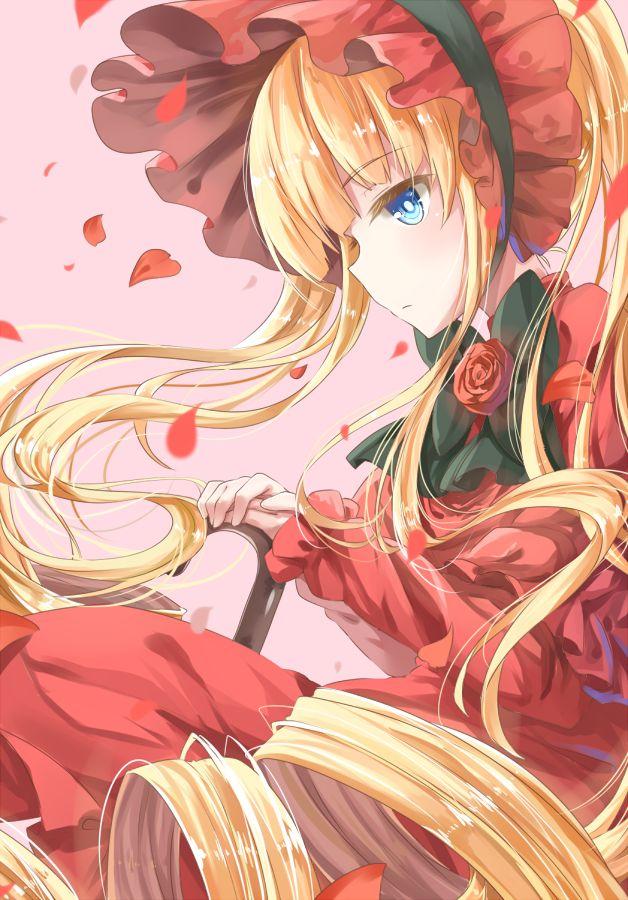rozen maiden manga software