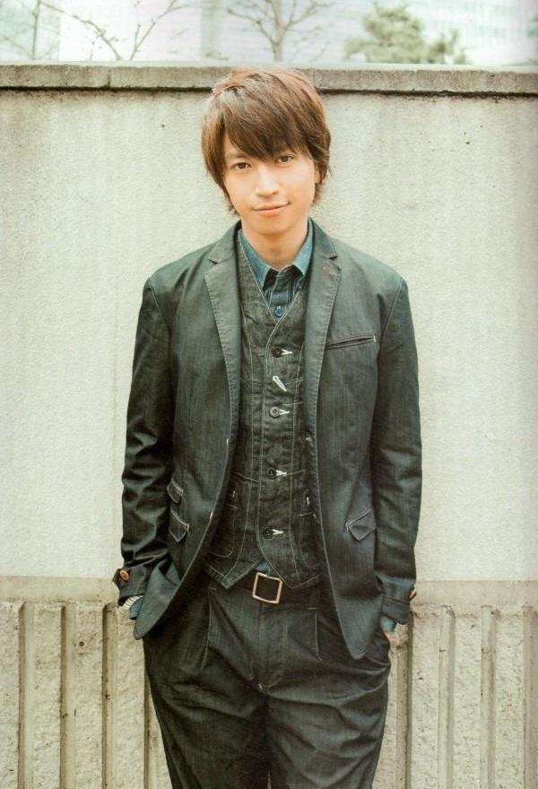 Kanjani8 Okura Tadayoshi 関ジャニ∞ 大倉忠義