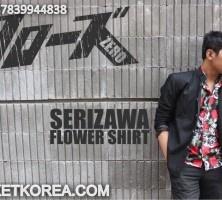 Jas Crows Zero Serizawa