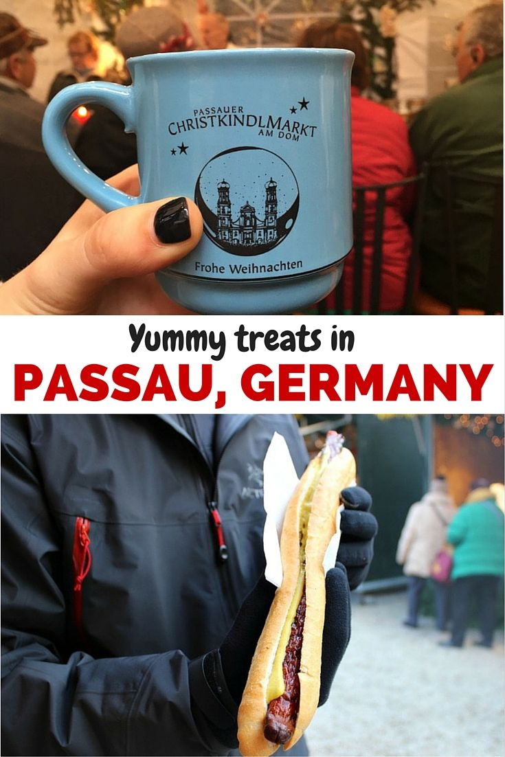 Gingerbread, gluhwein and metre-long bratwursts are just some of the Christmas treats in Passau, Germany!