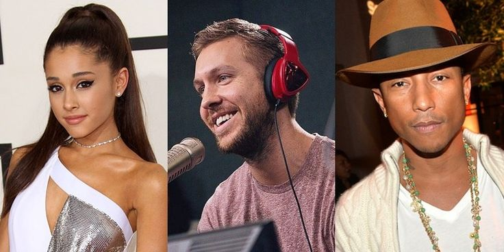 "Calvin Harris lança novo single ""Heatstroke"" com parceria de Ariana Grande, Pharrell Williams e Young Thug"