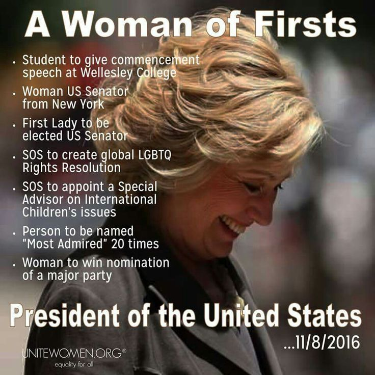 #HillaryClinton has achieved another 'First' tonight! #ImWithHer   #HistoryMade video: https://www.youtube.com/watch?v=b-dwobZGirc