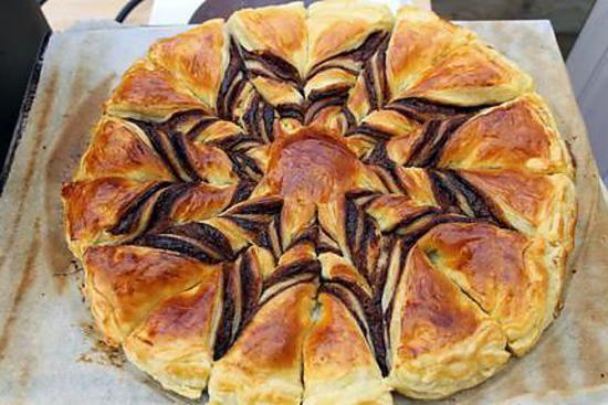 17 meilleures images propos de gourmande sur pinterest tartes au chocolat mascarpone et g teaux - Recette soleil pate feuilletee ...