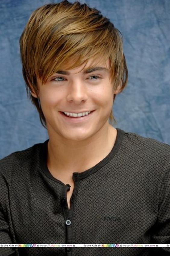 Loved him in High School Musical, Hairspray, 17 Again, and Charlie St. Cloud