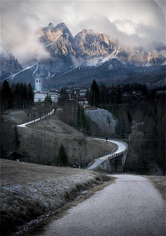 Cortina, Italy//