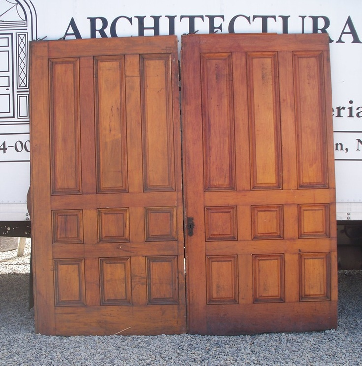 Solid pocket doors from Nor'east Architectural Antiques - 49 Best Pocket Doors Images On Pinterest Sell Antiques, Bungalow