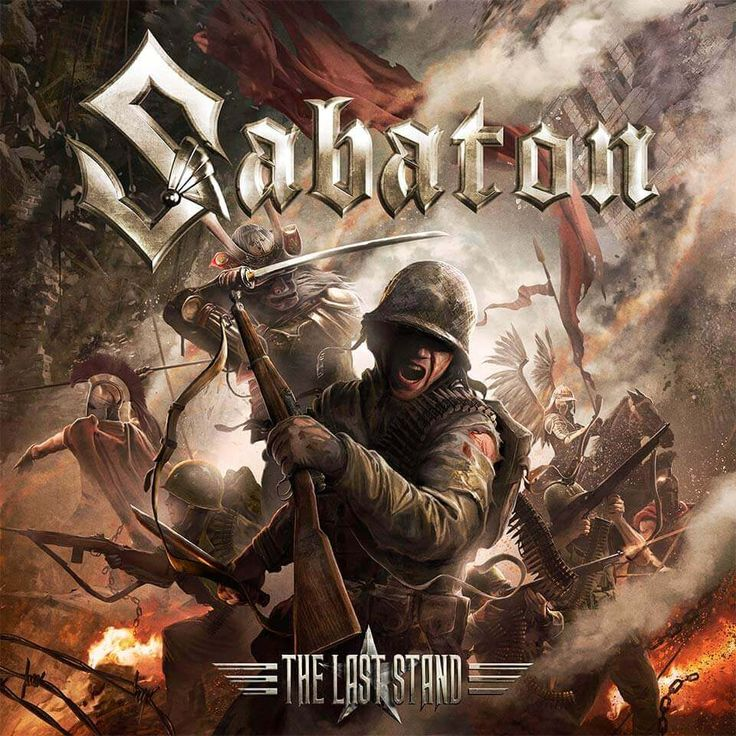 Sabaton - The Last Stand - recenzja.