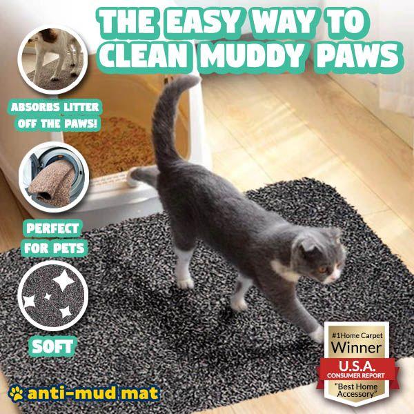 1 Anti Mud Mat Winner Best Home Utility 2019 Dog Mat Mud