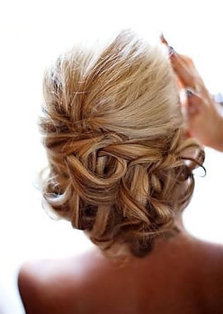 Chignon Bas L Gant Coiffure Mariage Pinterest Wedding Coiffures And Chignons