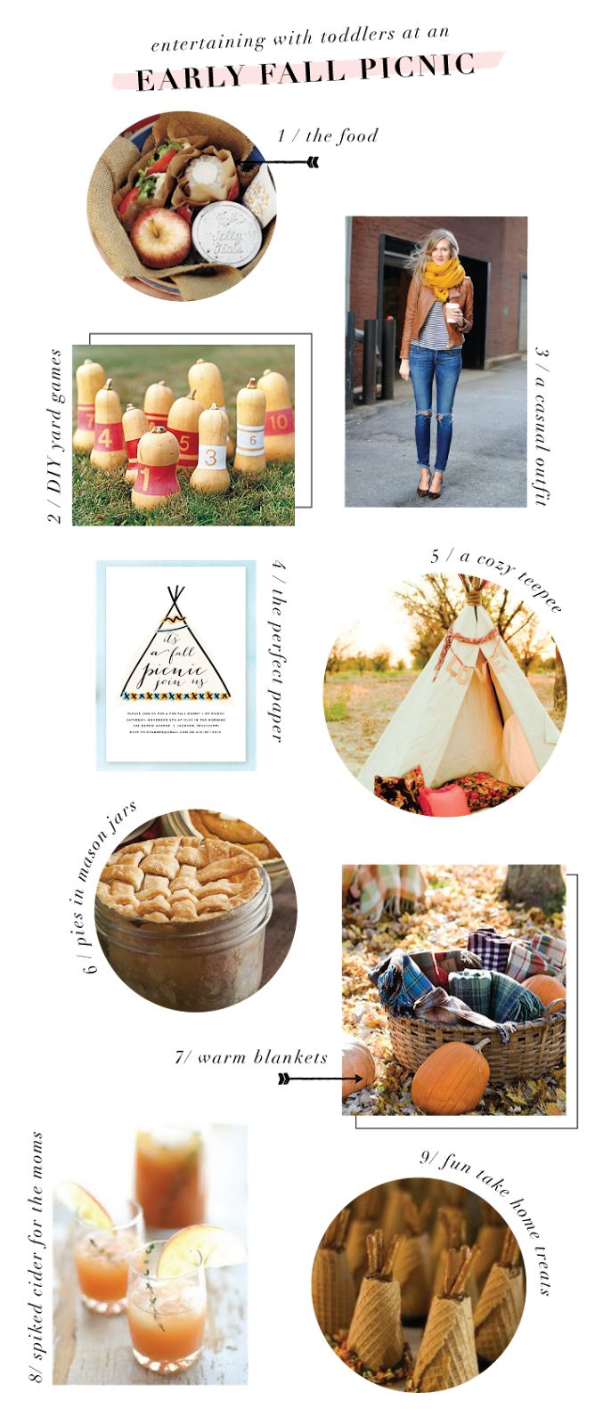 Effortless Entertaining: Early Fall Picnic