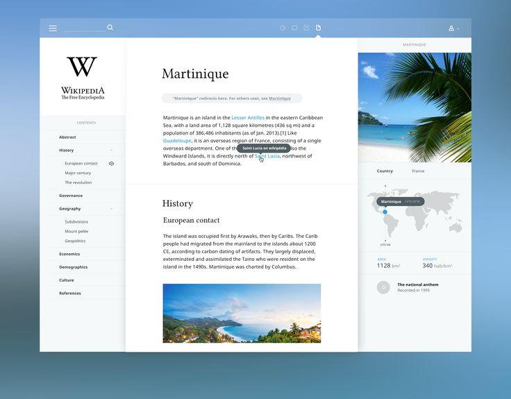 Wikipedia concept by Salomon Aurélien