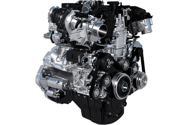 Jaguar Land Rover offers (some) detail about new Ingenium engine #tred