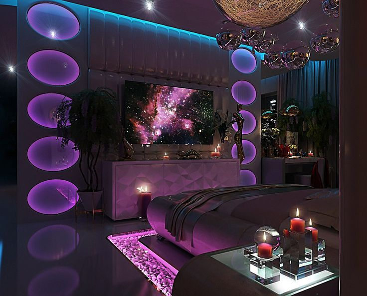 Luxury bedroom interior design that will make any woman spiteful