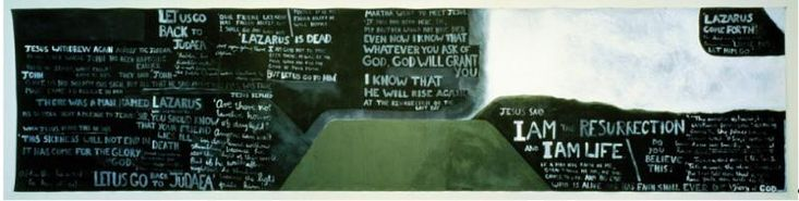 A Question of Faith - Colin McCahon