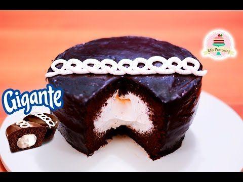 COULANT/VOLCÁN DE CHOCOLATE   LAVA CAKE   MOLTEN CAKE   MIS PASTELITOS - YouTube
