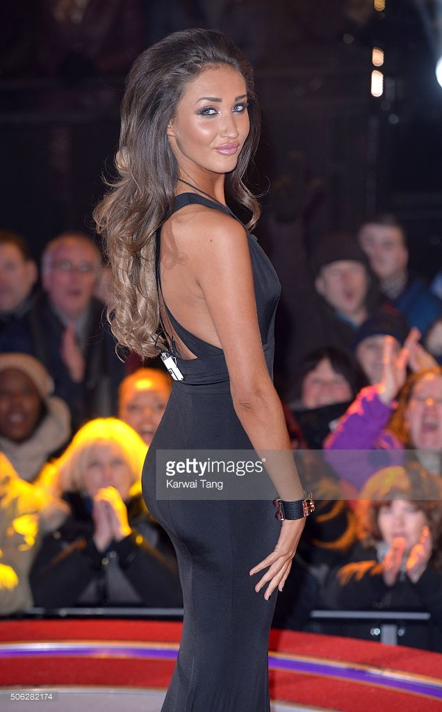 Megan McKenna is the fourth celebrity evicted from the Big Brother house at Elstree Studios on January 22, 2016 in Borehamwood, England.