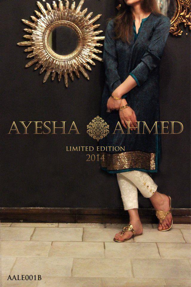 Ayesha Ahmed limited edition 4