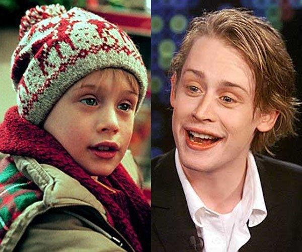 Kevin / Macaulay Culkin   Home Alone Actors Then And Now!