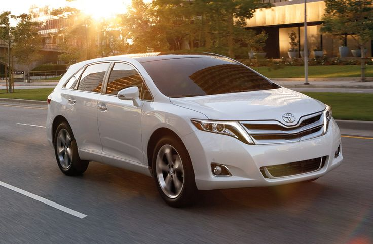 Awesome Toyota Venza Tire Size