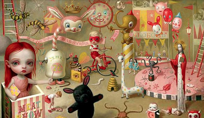 Mark Ryden - Lowbrow Art